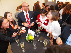 20-10-16 Cross Chamber Young Professionals Networking Night IV - PA200193