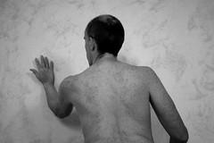 Christophe  :  5 fingers - 5 doigts (Dany_de_Paris) Tags: fkk nu dude penis model nude naturist male homme mature hand fingers naked