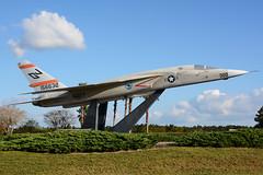 156632.SFB011116 (MarkP51) Tags: 156632 northamerican ra5c vigilante usn usnavy sanford sfb ksfb florida usa preserved mlitary aircraft airplane plane image markp51 nikon d7100 d7200