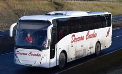 GT03MMM  Deveron Coaches, Macduff (highlandreiver) Tags: blackford gt03mmm gt03 mmm deveron coaches macduff aberdeenshire jonckheere bus coach a9 perthshire
