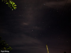 (CapBels 2) Tags: night stars sky long exposure cluds noche estrellas cielo larga exposicin longexposure