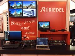 CAPER 2016 (RIEDEL Communications) Tags: riedel riedelcommunications communications buenos aires caper 2016 show capershow viditec