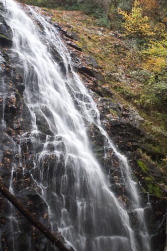 Blue Ridge Parkway 180 - Crabtree Falls
