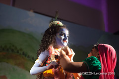 Janmashtami_250816_IMG_3142 (iskcon leicester) Tags: radhamadhava radha madhava srila prabhupada august 2016 janmashtami citycentre festival leicester drama music arts gopidots party birthday krishna hare rama maha mantra meditation bhaktiyoga bhakti