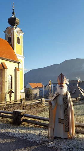 Heiliger Nikolaus in St. Gallen