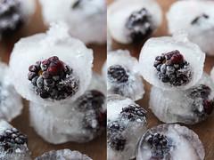 BlackBerry ice (danilina_ekaterina2) Tags: photo food canon 60d blackberry ice