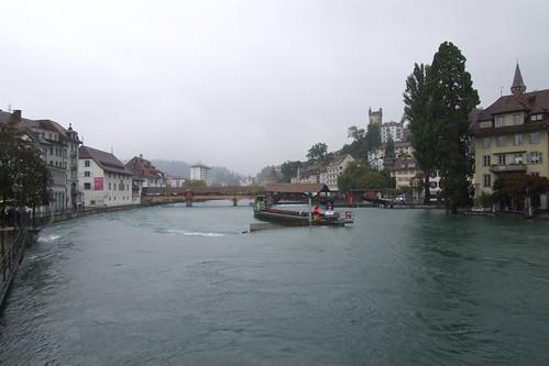 Reuss River, 01.09.2012.