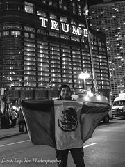 Anti-Trump Protest 11-9-16 (159 of 179).jpg (Lens Cap Tim Photography) Tags: chicago election trump antitrump protest downtown police signs not my president notmypresident trumptower tower lens cap tim photography nikon d750 11916 november 9th ninth 2016