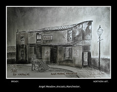 ANGEL MEADOW (Broady - Salford art and photography) Tags: broady art broadhurst salford manchester lowry angel meadow