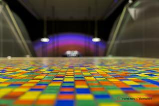 Metro in Dortmund