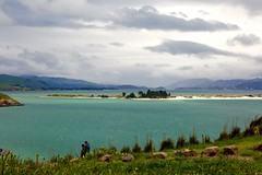Storm Afoot, Dunedin Harbour Albatross Colony (Psychic Insights) Tags: outdoor coast landscape sea lake sky beach bay water serene waterfront people nature newzeraland canon ngc dunedin