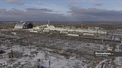 GOV4283 (avgusew) Tags: chernobyl disaster plant nuclear object power arch shelter reactor sarcophagus energy landscape view building construction air photo over station safe explosion aerial infrastructure fourth ukrainian atomic catastrophe tragedy pant confinement anniversary april ukraine kiev 2016 radiation radioactive