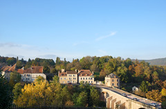 2016-10-24 10-30 Burgund 553 Semur-en-Auxois (Allie_Caulfield) Tags: foto photo image picture bild flickr high resolution hires jpg jpeg geotagged geo stockphoto cc sony alpha 77 france frankreich burgund bourgogne ctedor historic city altstadt semur en auxois semour stiftskirche notredame