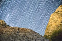 Chalcaltzingo (Rockanroll Casanova Cirett) Tags: startrail piramid mexico morelos chalcaltzingo canon 6d manfrotto