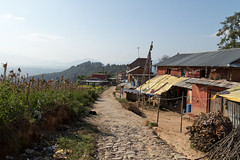 Villages above Kathmandu Valley
