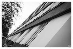 """Sonnenhof"" Building (Pat Weiss) Tags: sonnenhof erwin anton gutkind berlin germany eos 700d sigma 17 50 pat weiss black white"
