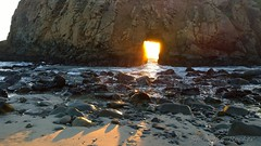 Big Sur - 120316 - 43 - Pfeiffer Beach (Stan-the-Rocker) Tags: stantherocker bigsur montereycounty nokia lumia pfeifferbigsurnationalpark pfeifferbeach