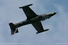 G-2A Galeb (srkirad) Tags: jet g2 galeb airshow aeromiting vrac serbia srbija aeroklub flying inverted upsidedown aerobatic