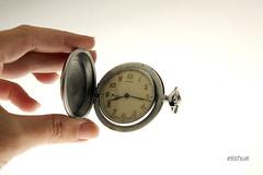 As time goes by.. (Elishue [~Eli~]) Tags: tiempo reloj detalle