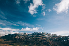 Wrynose Pass (benjaminpiper) Tags: benjaminpiper lakedistrict wrynosepass mountainscape snow