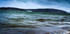 tilted axis @moraine (david_sharo) Tags: nature waterscape moraine landscape weather collection state pa pennsylvania winter