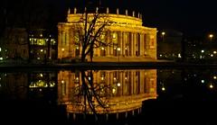 Opera House Stuttgart (fnumrich) Tags: stuttgart opera night