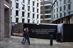 Aldgate Place (cybertect) Tags: aldgateplace canonfd55mmf12aspherical e1 lemanstreet london londone1 sonya7 whitechapel uk alliesandmorrison alliesmorrison