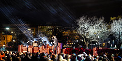 2016.12.01 Christmas Tree Lighting Ceremony, White House, Washington, DC USA 09301-2
