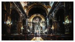 Dark Church (Photo Holica) Tags: piazzadelpopolo rom dark church sony alpha 7m2 variotessartfe41635 za