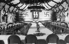 #Nazi Christmas celebration, 1930's [627  397] #history #retro #vintage #dh #HistoryPorn http://ift.tt/2gTi13o (Histolines) Tags: histolines history timeline retro vinatage nazi christmas celebration 1930s 627  397 vintage dh historyporn httpifttt2gti13o