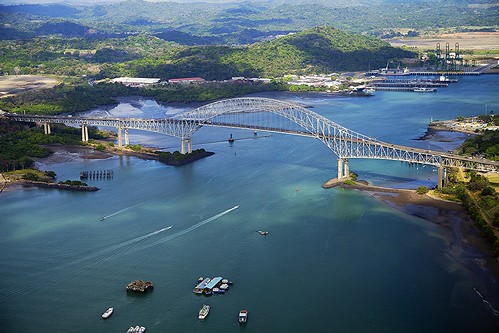 Bridge of the Americas OR Puente de las Américas OR Thatcher Ferry Bridge - Panama 06