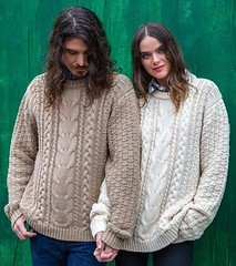 Love in aran wool sweater (Mytwist) Tags: vegan aran sweater couple an animal lovers yarn vautes recycled weddingphoto wedding aranstyle authentic aranjumper aransweater arran wool winter woolfetish cabled craft cozy classic chunky cables vintage viking handgestrickt handknitted handcraft heavy laine together cuddling love passion fisherman style sexy sweatergirl master