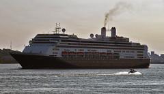 Rotterdam (Nicober!!!) Tags: quebec canada fleuve stlaurent stlawrence river ship cruisesjp navire croisiere holland america lines rotterdam