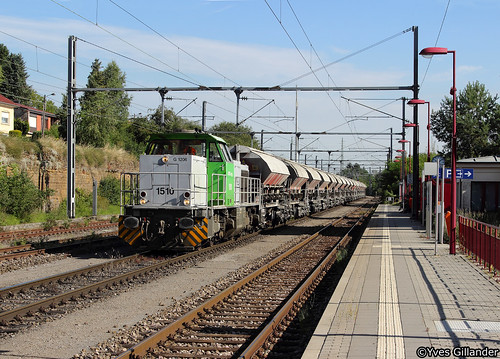 CFL Cargo 1510, Tétange 14.08.2016
