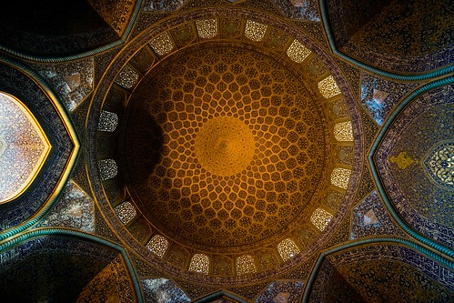 Iran - Isfahan - Mosque