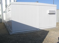 Precision Modular Workshop (timtobin1) Tags: equipment shelter mobile pump house storage containers tool crib workshop work camps modular building portable housing office por