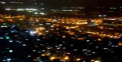 A Dream (Khaled M. K. HEGAZY) Tags: nikon coolpix p520 kingdomofsaudiarabia makkah ksa outdoor closeup green yellow blue brown white orange black light مكة المملكةالعربيةالسعودية