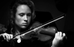 allegro (saudades1000) Tags: musician music dedication noiretblanc retrato violin passion practice violinist musique allegro violinista