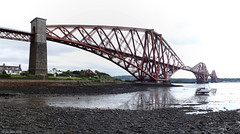 Forth Bridge Panorama (Lee6700) Tags: scotland fife forthbridge northqueensferry