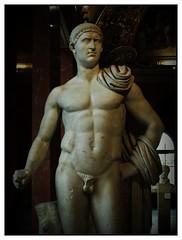 (Miros [SCL]) Tags: paris france male museum louvre francia musedulouvre malesculpture