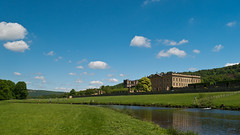 Chatsworth House, Derbyshire (Jay-Aitch) Tags: house home district derbyshire peak national trust chatsworth stately