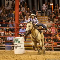 20140628 5DIII Davie Rodeo 77 (James Scott S) Tags: light horses canon scott james florida action brother no flash low barrel s bull racing riding pro rodeo fl southeast calf davie bros 70200 ef broncs bucking roping weekley 5diii