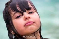 Little girl portrait (Marco Govel) Tags: blue summer vacation portrait people white cute wet water pool girl beautiful beauty smile face childhood sport swimming swim fun happy kid healthy funny aqua child play little outdoor joy young lifestyle happiness leisure recreation activity splash cheerful caucasian