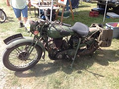 IMG_0483 (m20wc51) Tags: ohio motorcycle bsa m20 2014 wauseon wdm20