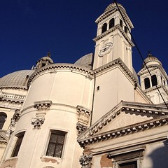 And more of the Venice church.. (FfotoMarc) Tags: venice square squareformat venezia fenis iphoneography instagramapp