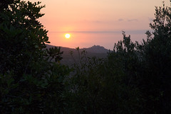 Mani sunset (grecophile_1) Tags: sunset sky moody mani greece peloponnese koita cittadeinicliani