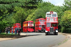 RT, RT, RM and FRM1 (crashcalloway) Tags: bus rt 60th finsburypark rm rm60 frm1 routemasteranniversary