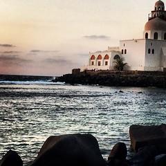 """Saudi Arabia - jeddah city Cornish """"beach"""" (nawafalhazmii) Tags: beach mosque saudi arabia jeddah masjid cornish"""