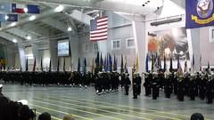 Video, Short Clip, Flags, Navy (Tatiana12) Tags: ian drums video illinois navy graduation greatlakes patriotism redwhiteandblue 2014 greatlakesnavalstation