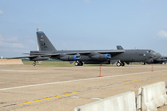 US Air Force Boeing B-52H Stratofortress # 60-0025 (Flightline Aviation Media) Tags: airplane aircraft aviation military jet bad airshow boeing airforce usaf base b52 stockphoto barksdale stratofortress canon50d kbad bruceleibowitz 600025 2439172